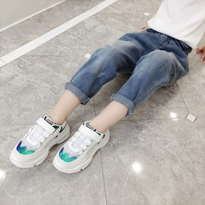 8200498 [Pre-order] Kids Girl Long Jeans Pant