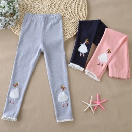 1003672 Kids Girl Princess Legging Pant
