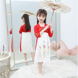 [Pre-Order] 050 CNY Kids Girl Hanfu Dress