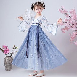 [Pre-Order] 052 Premium CNY Kids Girl Dress