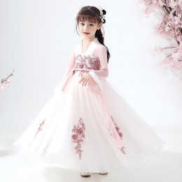 [Pre-Order] 053 Premium CNY Kids Girl Dress