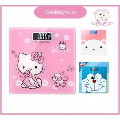 SH002 Cartoon Night Vision Electronics Weighing Scale