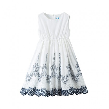 [Pre-order] BG002 Kids Girl Dress