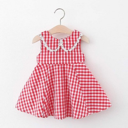 [Pre-order] BA003 Baby Toddler Girl Dress