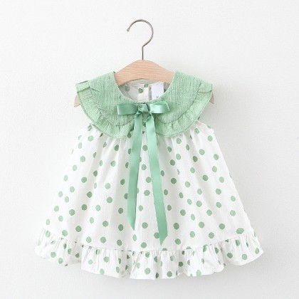 [Pre-order] BA012 Baby Toddler Girl Dress