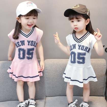 [Pre-order] S032 Kids Girl Dress