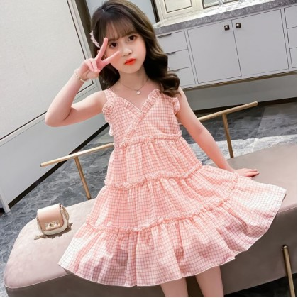 1004212 Kids Girl Dress