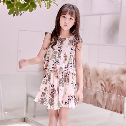 [Pre-order] BG117 Kids Girl Dress