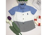 3 Layer Polo Kids Shirt