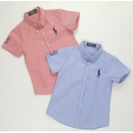 Full Colour Polo Kids Shirt