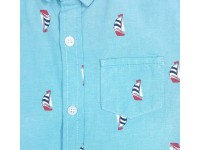 Boy (S) Sailboat Shirt