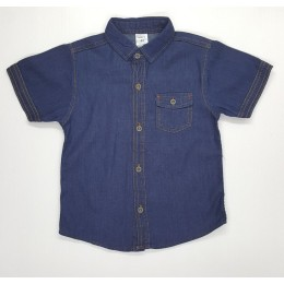 Boy (S) Denim Shirt