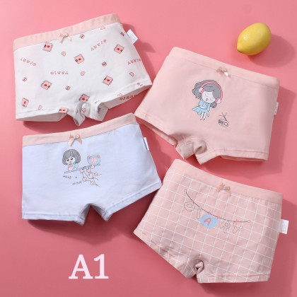 [Pre-order] BG166 Kids Girl Panties Underwear Brief