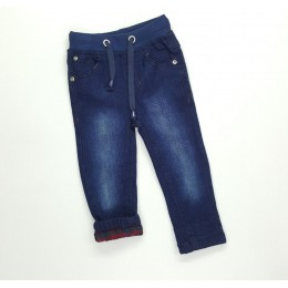 Adjustable Kids Boy Jeans