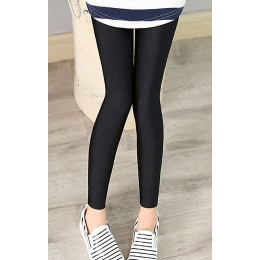 Girl's Comfort Legging Pant (Black)