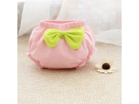 Baby Girl Cute Bow PP Pant