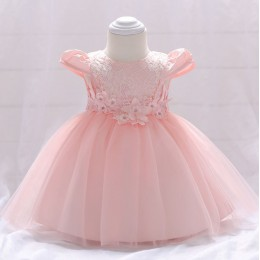 Baby Princess Tutu Flower Dress