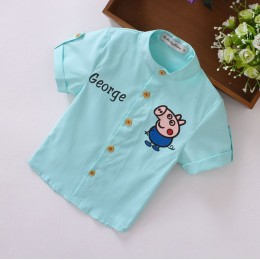 Peppa Pig George Kids Boy Shirt