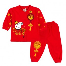 Baby Pyjamas - Peppa Pig George Chinese New Year