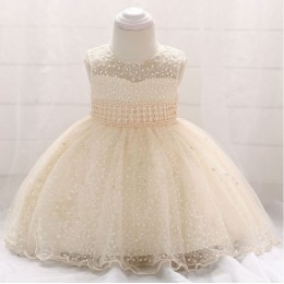 [Pre-Order] Julia Baby Princess Tutu  Dress (Champagne)