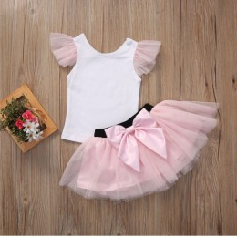 Baby Girl Tutu 2 Piece Set