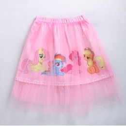 Kids Girl Tutu Short Skirt - Pony