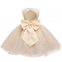 [Pre-order] Elise Bareback Kids Girl Princess Dress Party Dress
