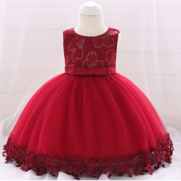 SARAH Baby GIrl Princess Dress Party Dress Wedding Dress Birthday Dress