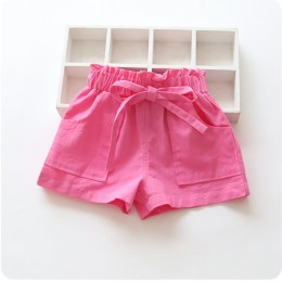 Kids Girl Cotton Short Pant