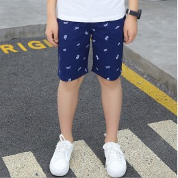 Boy Short - Ultraman (Blue)