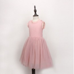 Kids Girl Comfort Cotton Tutu Dress