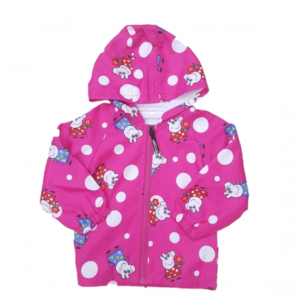 Kids Girl Jacket - Peppa Pig