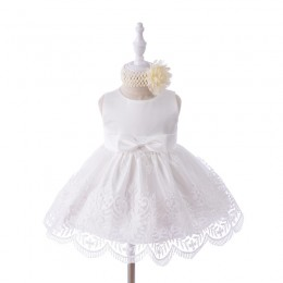 Helianthus Baby GIrl Princess Dress Party Dress Wedding Dress Birthday Dress Flower Girl Dress