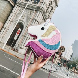 Sequins Bling Bling Unicorn Bag Sling Bag