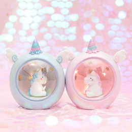 Unicorn Lamp Bedroom Lamp Small Night Lamp