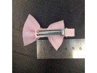 Princess Bow Hairclip