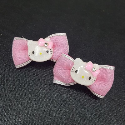 Hello Kitty Hairclip (One pair)