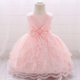 [Pre-order] Nora Baby GIrl Princess Dress Party Dress Wedding Dress Birthday Dress Flower Girl Dress
