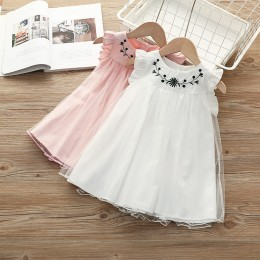 Kids Girl Embroidery Dress