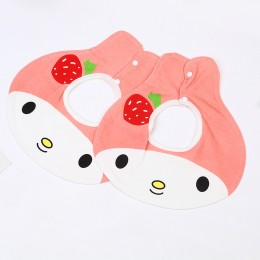 Baby Bibs Soft Cotton Cartoon Saliva Towel