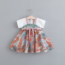 [Pre-Order] 002 CNY Kids Girl Dress