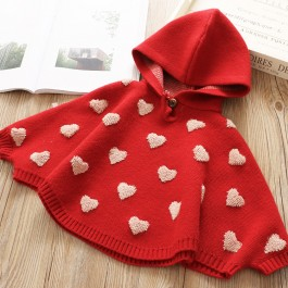 [Pre-order] 011 CNY Kids Girl Knitted Top