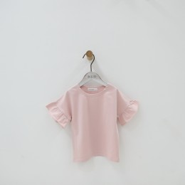Kids Girl Ruffle Top