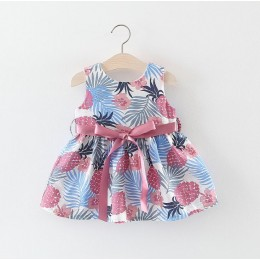 Flowery Baby Toddler Dress