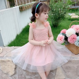 1002512 Kids Girl Dress
