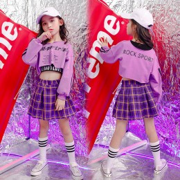[Pre-order] 8200355 Kids Girl Hip Hop 3pc Set