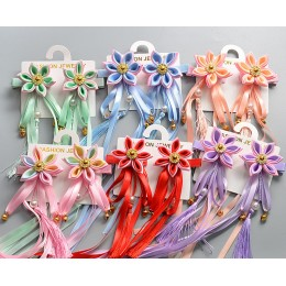 0111 CNY kids Girls Elegant Hairpin (1pair)