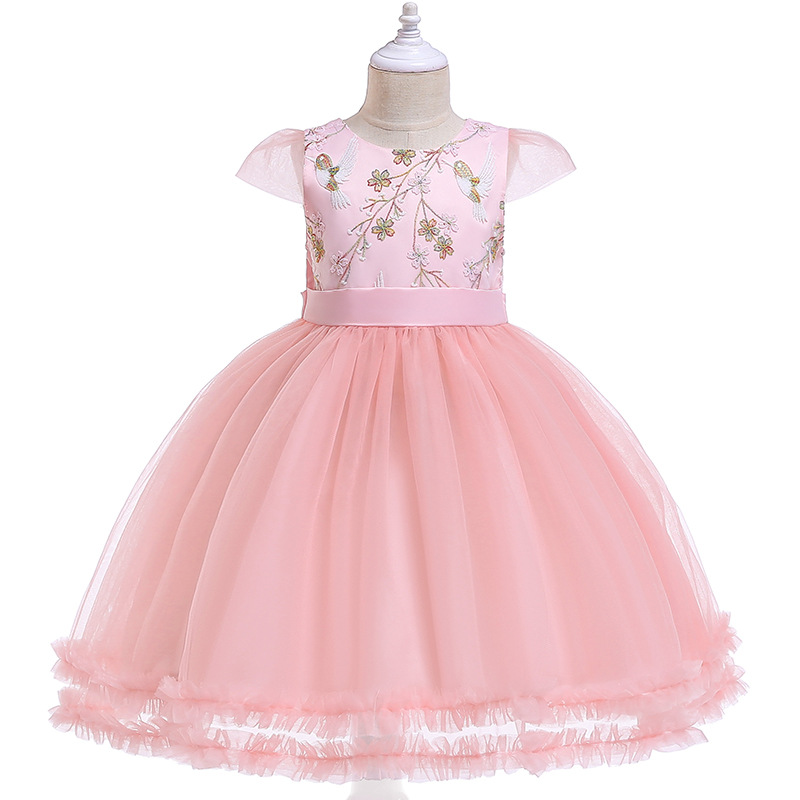 [Pre-Order] 040 CNY Kids Girl Dress