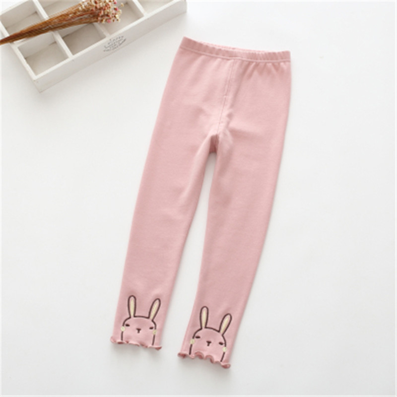 1003682 Kids Girl Rabbit Legging Pant