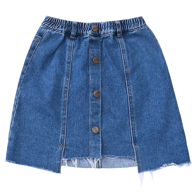 1003698 Kids Girl Jeans Skirt